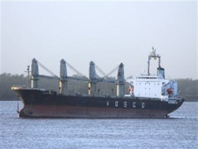 Vosco thu 5,1 triệu USD từ bán tàu Silver Star