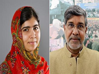 Nobel Hòa bình 2014 thuộc về thiếu nữ 17 tuổi Pakistan