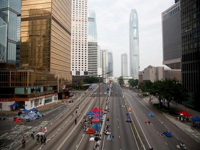 Chính quyền Hong Kong bất ngờ hủy đàm phán với người biểu tình