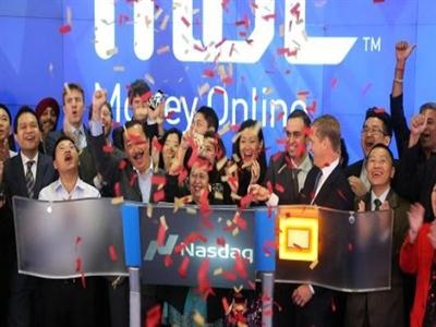 Công ty sở hữu 50% cổ phần NgânLượng.vn IPO trên sàn Nasdaq