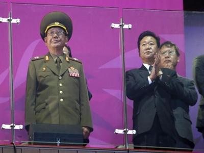 Ngôi sao mới nổi trên chính trường Triều Tiên