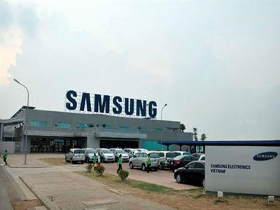 Vị trí của Việt Nam trong ngành điện tử Samsung