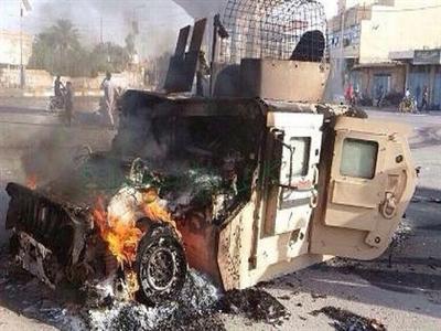 Nhà nước Hồi giáo sắp chiếm trọn miền tây Iraq