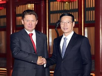 Trung Quốc, Nga nghiên cứu dự án khai thác dầu ở thềm lục địa