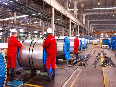 Xuất khẩu thép Trung Quốc tháng 9 đạt kỷ lục