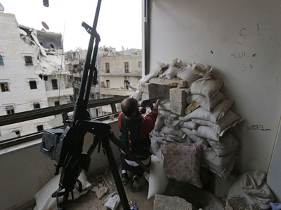 Thổ Nhĩ Kỳ cho mượn lãnh thổ để tấn công IS