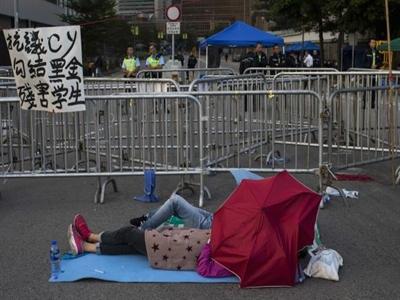 Cảnh sát Hong Kong bắt đầu chiến dịch