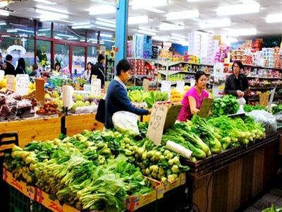 CPI Hà Nội tháng 10 tăng nhẹ 0,04%