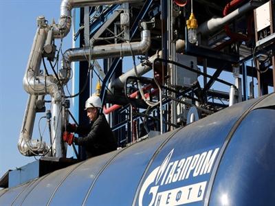 Gazprom vẫn lãi lớn bất chấp lệnh trừng phạt