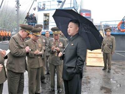 Ông Kim Jong-un xuất hiện trở lại