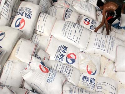 FAO: Nhập khẩu gạo Philippines năm 2014 tăng 2 lần lên 1,8 triệu tấn