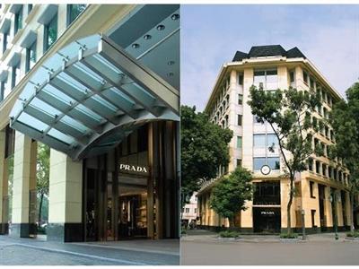 Prada hoãn mở cửa hàng ở Việt Nam đến 2015