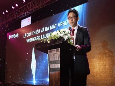 VPBank bổ nhiệm Giám đốc Khối SME làm Phó Tổng giám đốc