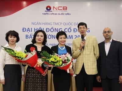 Ngân hàng Quốc Dân bầu thêm 2 thành viên Hội đồng quản trị