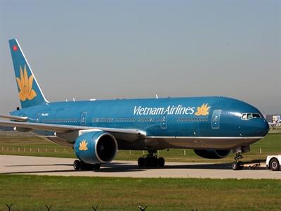 Vietnam Airlines sử dụng gần 100 ha đất