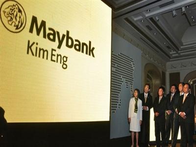 Maybank-KimEng lãi quý III tăng 264% so với cùng kỳ