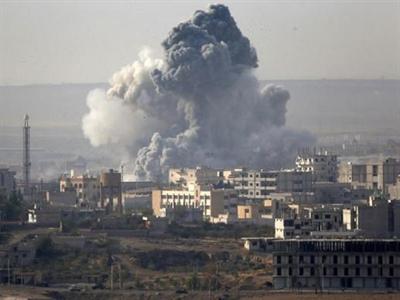 Mỹ không kích dữ dội chưa từng thấy ở Kobani