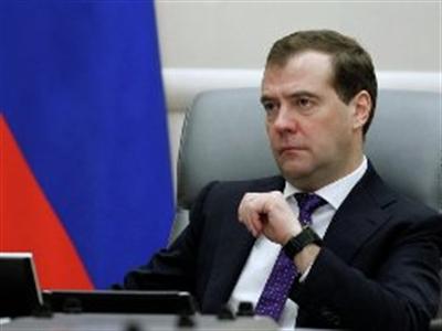 Thủ tướng Medvedev: Chưa thể bình thường hóa quan hệ Nga – Mỹ