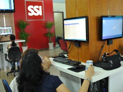 Sài Gòn Đan Linh đã mua 7 triệu cổ phiếu SSI