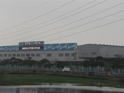 Chỉ có 4/67 nhà cung cấp cho Samsung Bắc Ninh là doanh nghiệp Việt Nam?