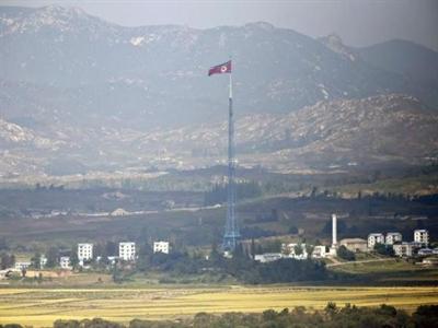 Quan chức quân đội Triều Tiên, Hàn Quốc họp bí mật