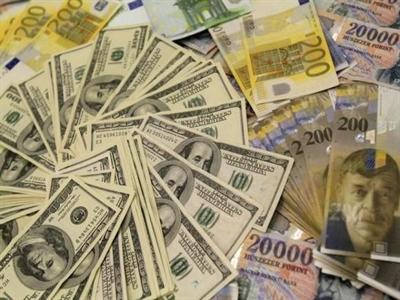 USD tăng giá sau số liệu kinh tế của châu Âu