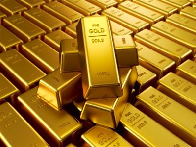 Giá vàng cao nhất 4 tuần khi chứng khoán Mỹ tụt dốc