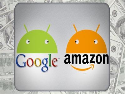 Google tuyên chiến với dịch vụ Amazon Prime