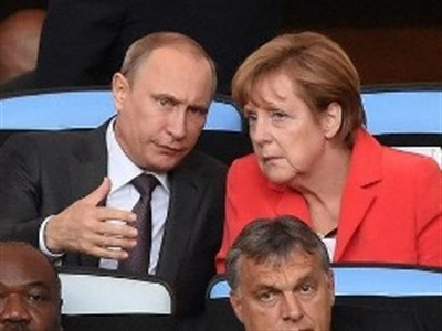 IS đe dọa Thủ tướng Đức Merkel và Tổng thống Nga Putin
