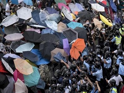 AFP: Trung Quốc cân nhắc khả năng sử dụng quân đội ở Hong Kong