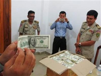 Thái Lan - ổ sản xuất USD giả lớn nhất Đông Nam Á