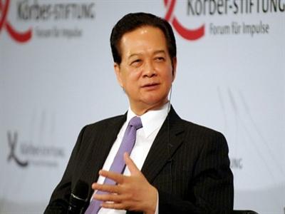 Thủ tướng Nguyễn Tấn Dũng: Việt Nam không liên minh để chống phá nước khác