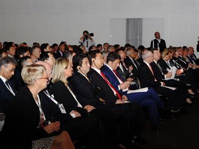 Khai mạc Hội nghị cấp cao Á-Âu lần thứ 10