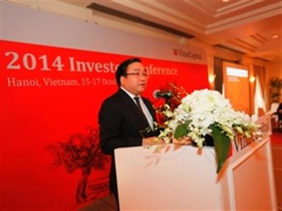 Phó Thủ tướng kêu gọi nhà đầu tư nước ngoài đầu tư vào cơ sở hạ tầng và tái cơ cấu