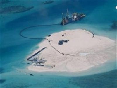 Tập Cận Bình thông qua dự án xây đảo nhân tạo