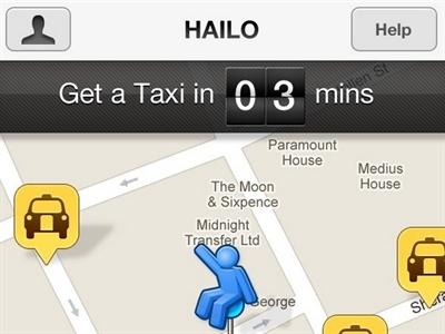 Ứng dụng taxi Hailo rút khỏi Mỹ, hướng đến châu Âu và châu Á