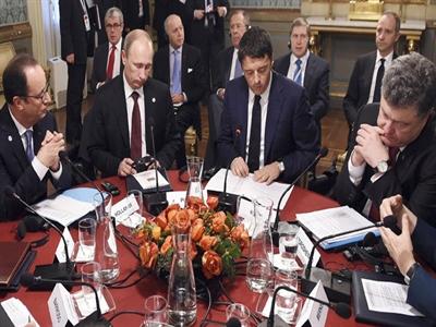 Đàm phán giảm căng thẳng Nga và phương Tây thất bại