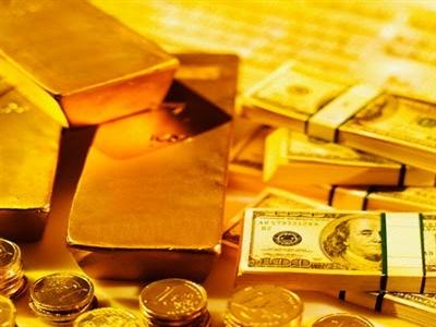 Giá vàng giảm ngày thứ 2 liên tiếp khi chứng khoán hồi phục