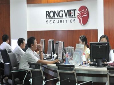 Chứng khoán Rồng Việt lãi 9 tháng gấp 4,2 lần kế hoạch năm 2014