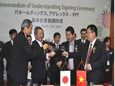 Việt Nam vượt Trung Quốc trong mắt doanh nghiệp Nhật