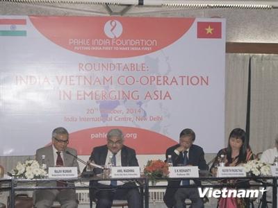 Hội thảo thúc đẩy mối quan hệ hợp tác Ấn Độ-Việt Nam