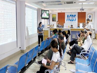 ACBS lãi gần 49 tỷ đồng quý III/2014, giảm 55%