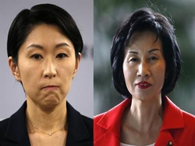 Nhật Bản chỉ định người thay thế hai nữ bộ trưởng từ chức