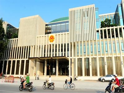 Quốc hội khai mạc kỳ họp thứ 8, khóa XIII