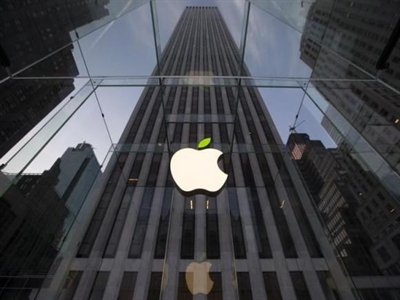 Doanh thu Apple tăng vượt dự báo nhờ iPhone