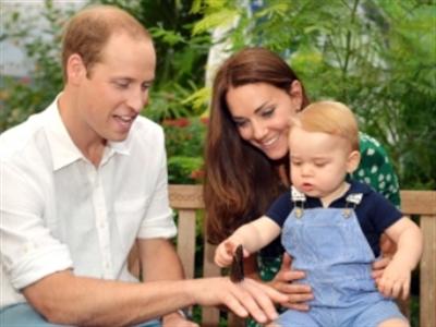 Công nương Anh sinh con gái vào tháng 4 năm sau