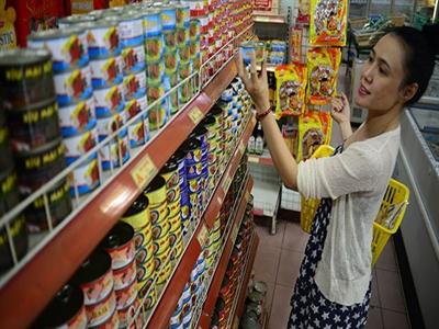 Thị trường thực phẩm đóng hộp tăng mạnh
