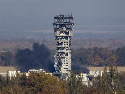 Lệnh ngừng bắn ở Ukraine chính thức đổ vỡ
