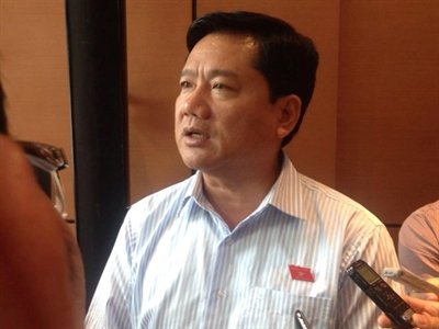 Bộ trưởng Đinh La Thăng nói về dự án sân bay Long Thành
