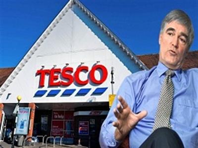Chủ tịch Tesco từ chức sau scandal phóng đại lợi nhuận